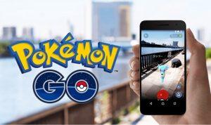 どっかのタワーマンションが背景に映ってる公式画像(Pokémon GO公式サイトより)