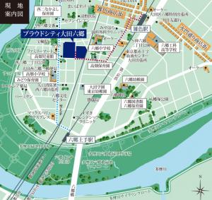 画像出典:プラウドシティ大田六郷公式HP