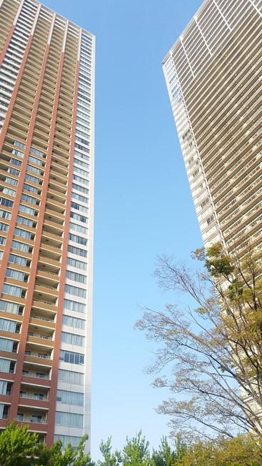 マンション共用部BBQ(2):芝浦アイランド グローヴタワーで逢いましょう