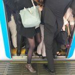 マン点流!見える化(通勤電車の混雑率)