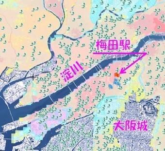 水害リスク【関西編】