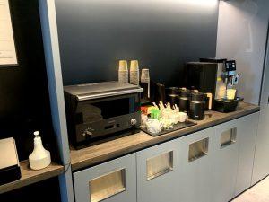 ビジネスエアポート渋谷フクラス コーヒーコーナー