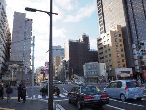 泉岳寺交差点(A1出口至近)