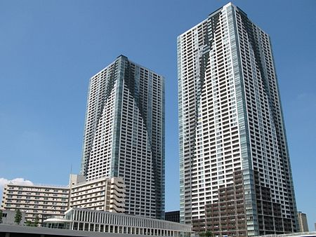 THE TOKYO TOWERSの外観
