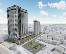 都内の大規模な市街地再開発事業